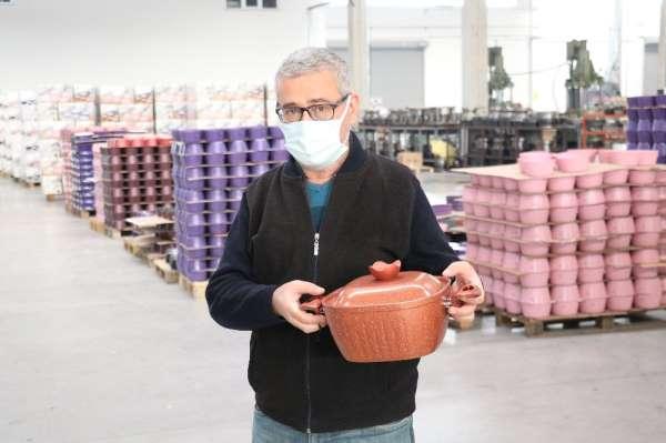 Türkiye'deki 3 tencerenin ikisi Kahramanmaraş'ta üretiliyor
