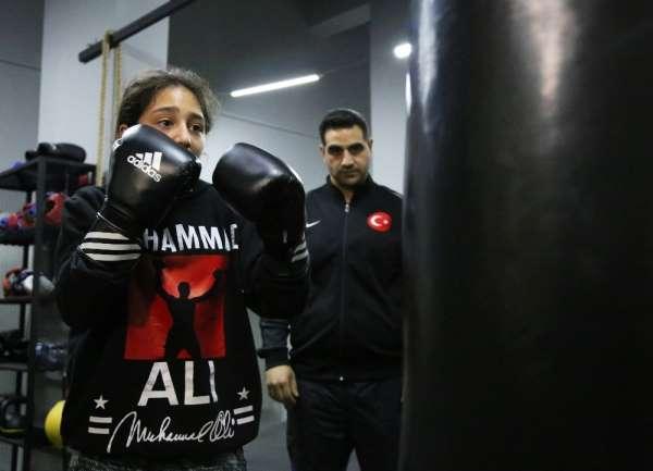 Babadan kıza miras; boksörlük