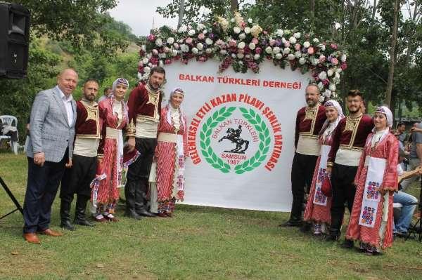 Balkan Türklerinden Atalarımın Dansı Projesi