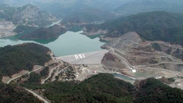 Dalaman Akköprü Barajından milli ekonomiye dev katkı