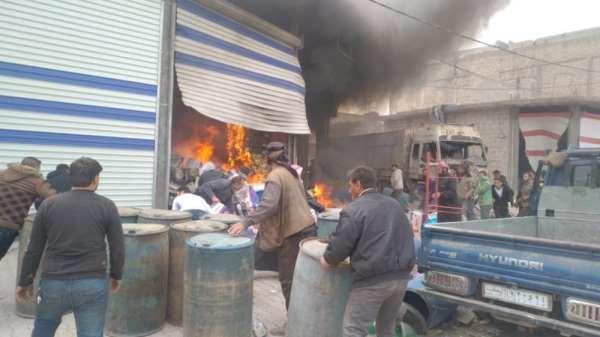 El Babda patlama: 1 ölü, 6 yaralı