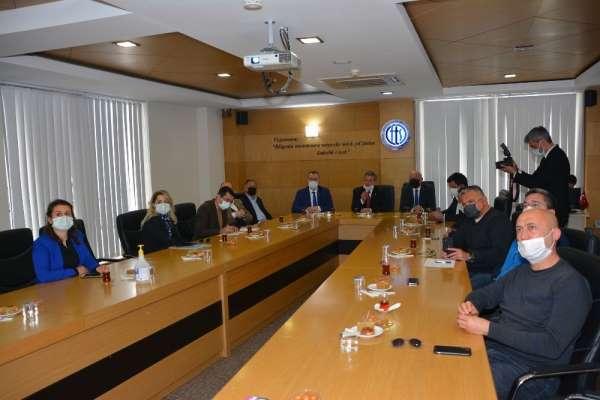 Fethiyede STK temsilcilerine yatırım bilgilendirmesi