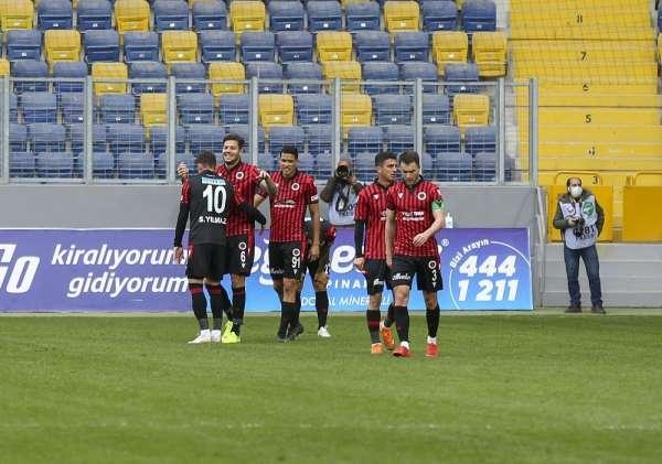 Süper Lig: Gençlerbirliği: 2 - Kasımpaşa: 1 (Maç Sonucu)