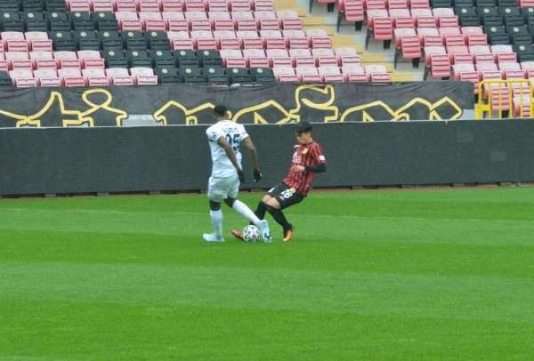 TFF 1. Lig: Eskişehirspor: 1 - Adana Demirspor: 1