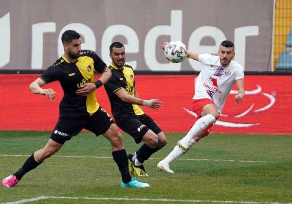 TFF 1. Lig: İstanbulspor: 1 - Altınordu: 2