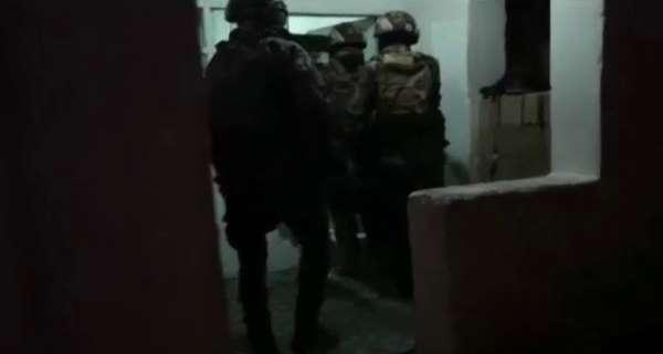 Vanda terör operasyonu: 7 gözaltı