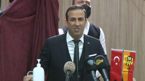 Yeni Malatyasporda mali kongre yapıldı