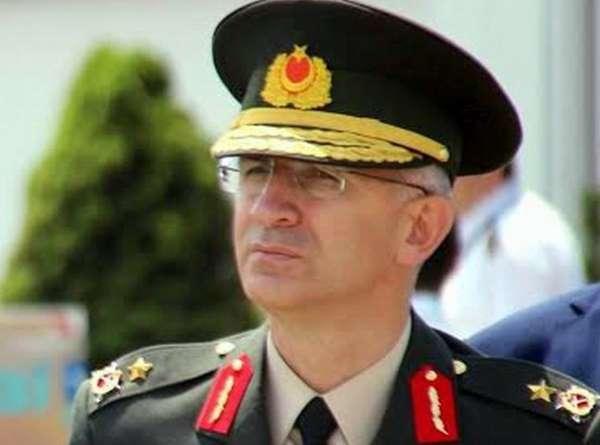 FETÖden müebbet hapis cezası alan eski Samsun Garnizon Komutanı Eken, korona virüsten hayatını kaybetti