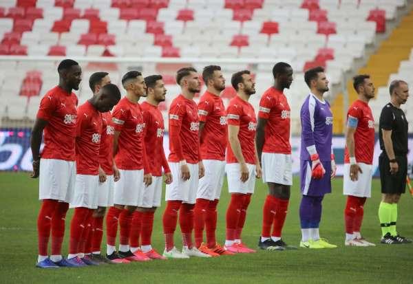 Sivassporun yenilmezlik serisi 13 maça çıktı