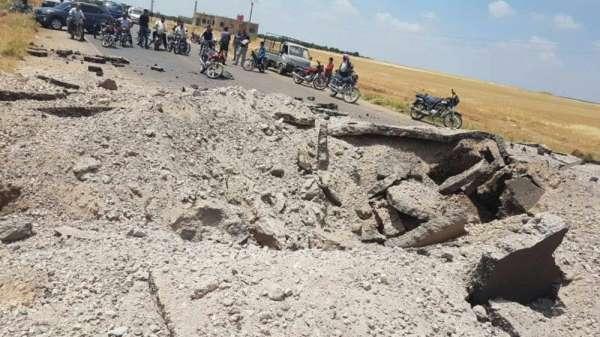 Esad rejimi askerleri taşıyan otobüsün geçişi sırasında patlama: 3 ölü, 16 yaral