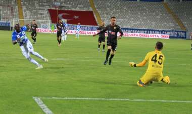 TFF 1. Lig: BB Erzurumspor: 1 - Eskişehirspor: 0