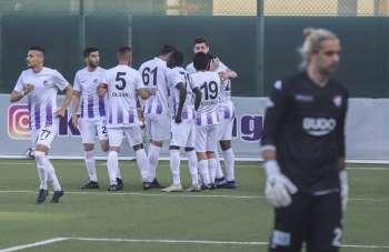 TFF 1. Lig: Keçiörengücü: 1 - Bursaspor: 0
