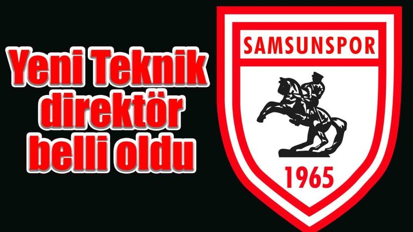Samsunspor teknik direktörlüğe Mehmet Altıparmakı getirdi