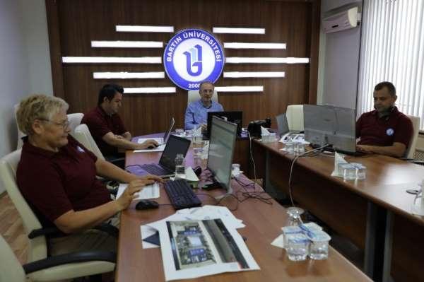 Bartın Üniversitesi, 'YÖK Sanal Fuarda' uluslararası öğrencilere tanıtılıyor
