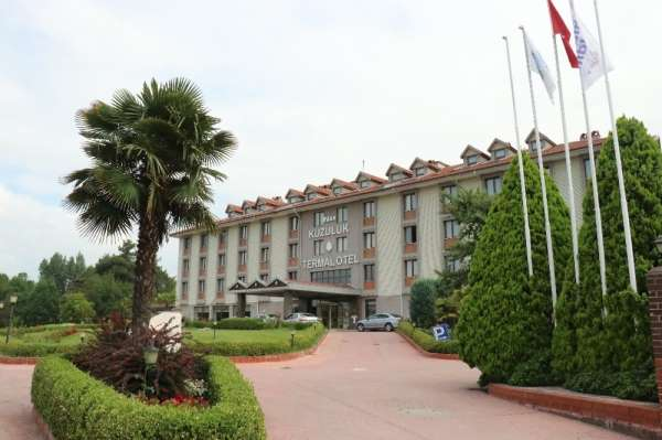 'Güvenli Turizm Sertifikası' ile İhlas Kuzuluk Termal Otel'de güvenli tatil fırs
