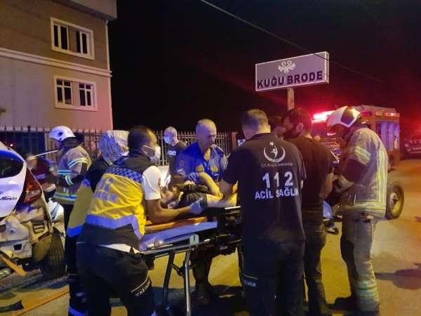 Kontrolden çıkan araç kaza yaptı: 3 ölü 1 ağır yaralı