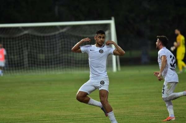 Manisa FK, İnegöl'ü rahat geçti, yarı finale yükseldi