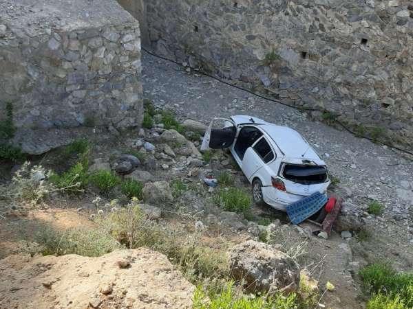 Osmaniyede trafik kazası: 1 ölü, 1 yaralı