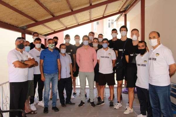 Solhan Spor, korona virüs testleri negatif çıktı