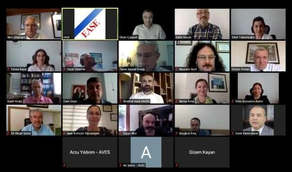 Trakya Üniversitesi'nde 'Kriz döneminde editörlük ve yayıncılık' webinarı