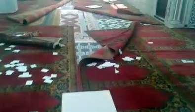 Esad milislerinden camiye saldırı
