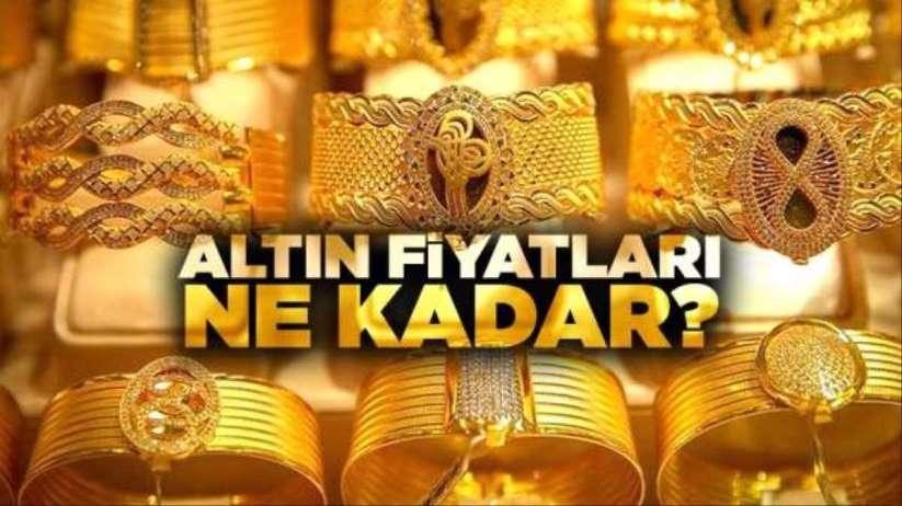 Samsun'da altın fiyatları
