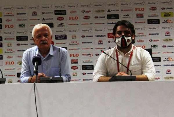 Atılay Canel: 'Futbolcularımız iyi bir mücadele örneği gösterdi'