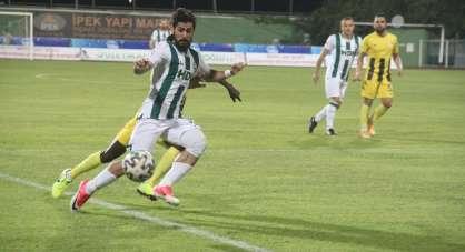 TFF 1. Lig: Giresunspor: 1 - Menemenspor: 1