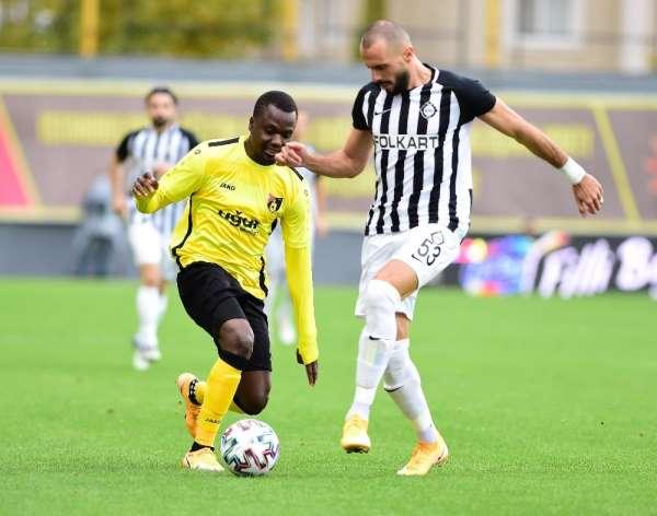 TFF 1. Lig: İstanbulspor: 2 - Altay: 1