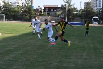 TFF 2. Lig: Tarsus İdman Yurdu: 1 - Van Spor Futbol Kulübü: 1