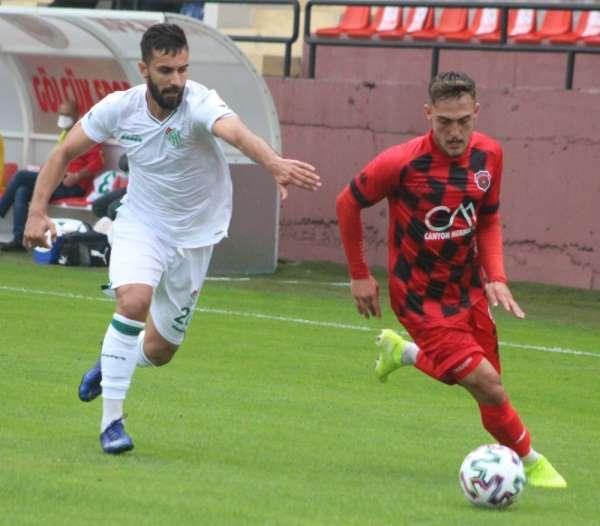 TFF 3. Lig: Gölcükspor: 0 - Çarşambaspor: 1