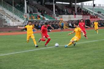 TFF 3. Lig: Yalovaspor: 2 - Çatalcaspor: 6