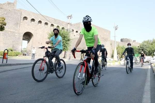 Yenişehir Belediyesinden bisiklet turu ve doğa yürüyüşü