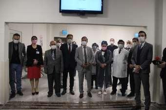 Atatürk Üniversitesi Araştırma Hastanesi'nde Kronik Hastalıklar Polikliniği açıl