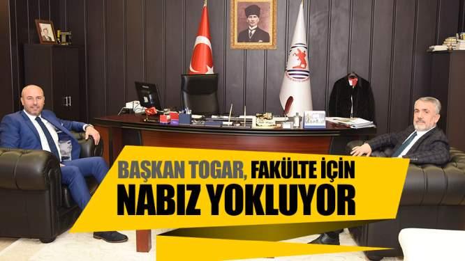 Samsun Haberleri: Tekkeköy'e Fakülte Ve Öğrenci Yurdu Yapılacak