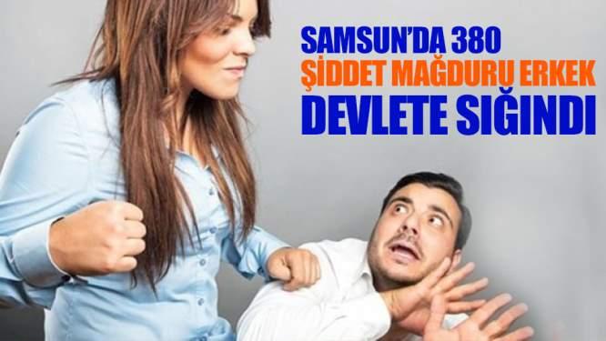 Samsun Haberleri: Samsun'da 380 Şiddet Mağduru Erkek Devlete Sığındı!