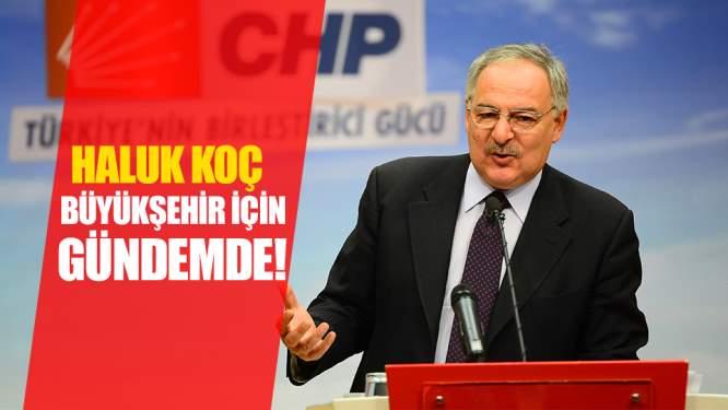 Haluk Koç Samsun Büyükşehir Belediyesi İçin Gündemde!