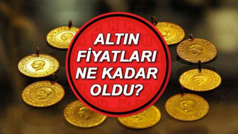 21 Kasım Perşembe altın fiyatları son durum Samsun'da altın ne kadar