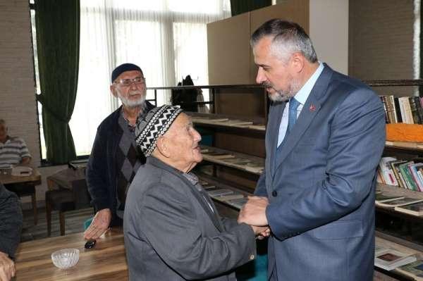 Başkan Kılıç: 'Bu şehrin sorunlarına kalıcı çözüm getireceğiz'