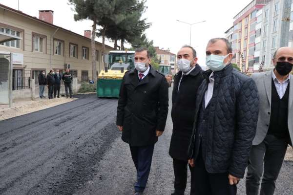 Başkan Sarıcaoğlu: 'Kavak OSB'de yatırım ve istihdam sayıları artıyor'