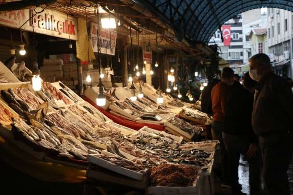 Havalar iyi gitti, balık fiyatları artmadı