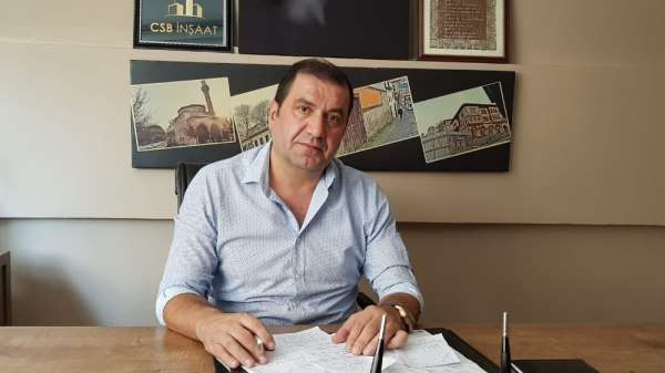 Karabüksporun eski başkanından kent protokolüne çağrı