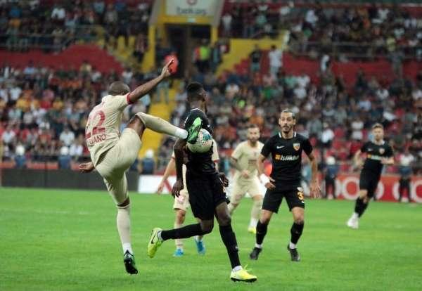 Kayserispor 6 maçtır puan alamıyor