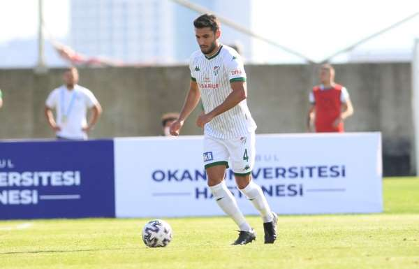 (Özel haber) Cüneyt Köz: 'Bursaspor'a bir borcum var'