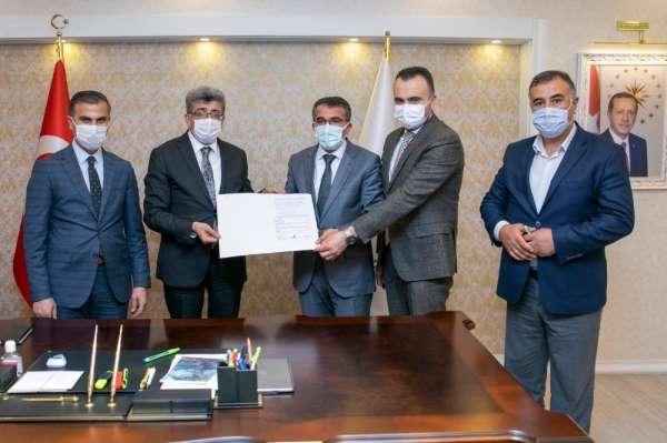 Van'da 'Tekstil Kent 2. Etap Protokolü' imzalandı
