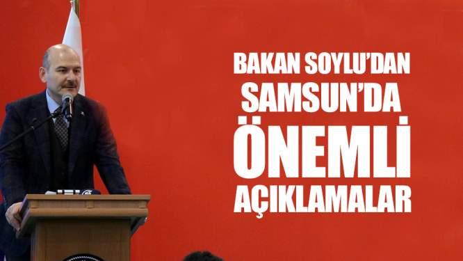Bakan Soylu: 'Türkiye seçim meselesini dünyada en iyi gerçekleştiren ülkedir'