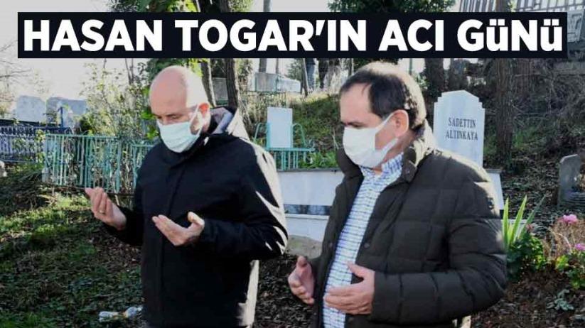 Hasan Togar'ın acı günü