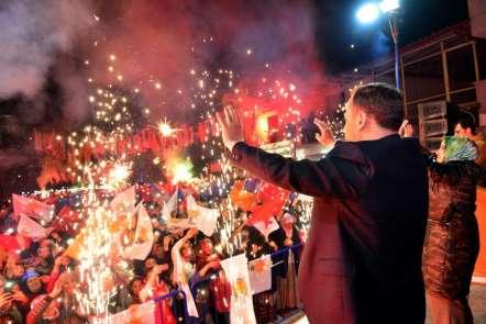 Başkan Yıldırım: 'Erbaa'yı marka şehir yaptık'