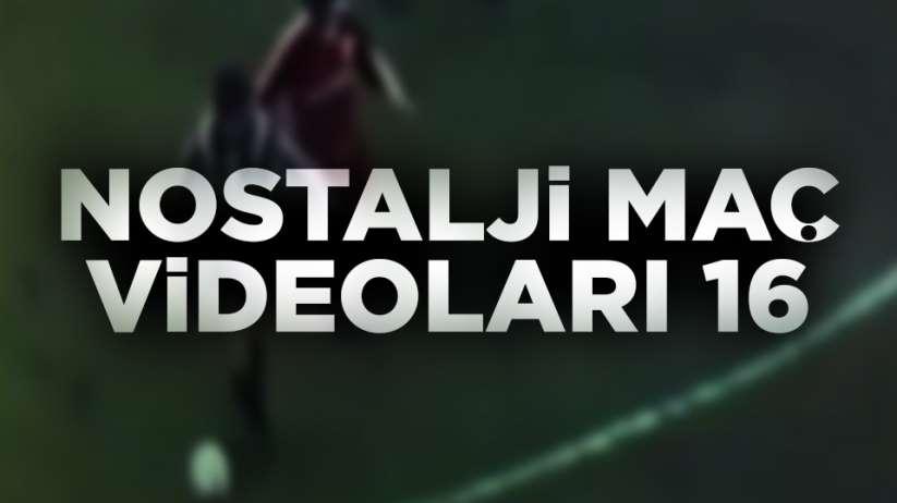 Samsunspor Nostalji Maç Videoları 16