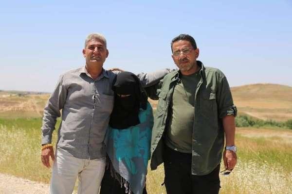 ÖSO, DEAŞ'ın kaçırdığı Yezidi kız çocuğunu kurtardı